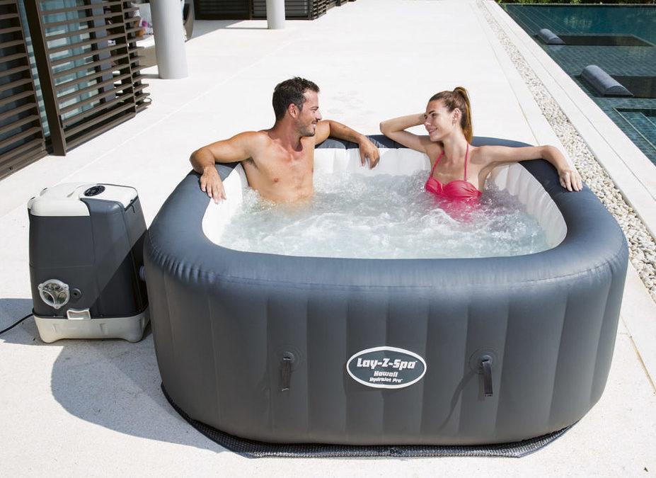Quels accessoires pour un spa gonflable ?